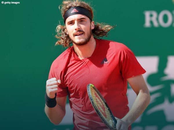 Stefanos Tsitsipas meluncur ke babak ketiga Monte Carlo Open 2021