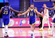 Stephen Curry Resmi Jadi Top Skorer Sepanjang Masa Warriors