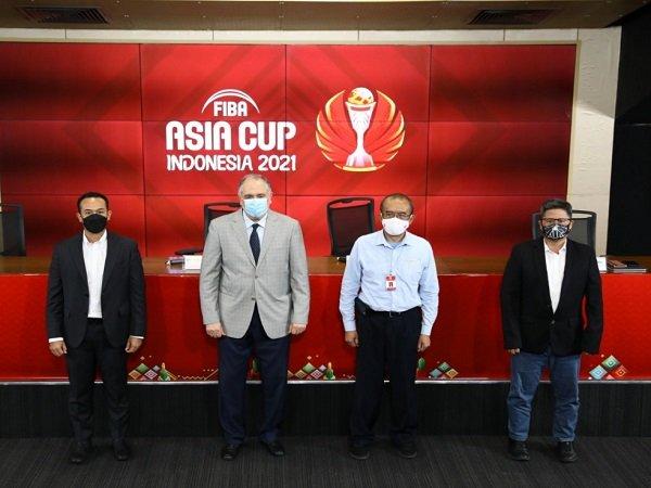 FIBA Asia Cup 2021 akan dilaksanakan pada Bulan Agustus di Jakarta.