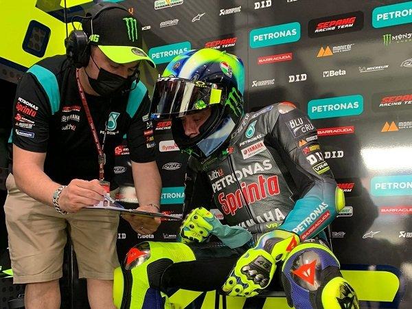 Valentino Rossi berharap GP Portugal bisa jadi titik baliknya musim ini.