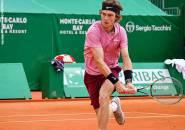 Andrey Rublev Meluncur Ke Babak Ketiga Monte Carlo Open