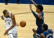 Brooklyn Nets Menangi Laga Tunda Kontra Minnesota Timberwolves