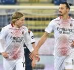 Hauge Ungkap Pesan Ibrahimovic Usai Rampungkan Transfernya Ke AC Milan