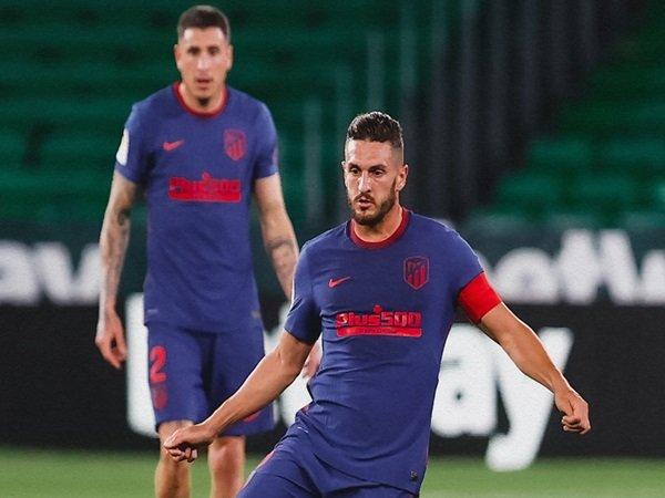Atletico Madrid tetap kuat klaim Koke