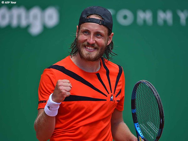 Lucas Pouille melaju ke babak kedua Monte Carlo Open 2021