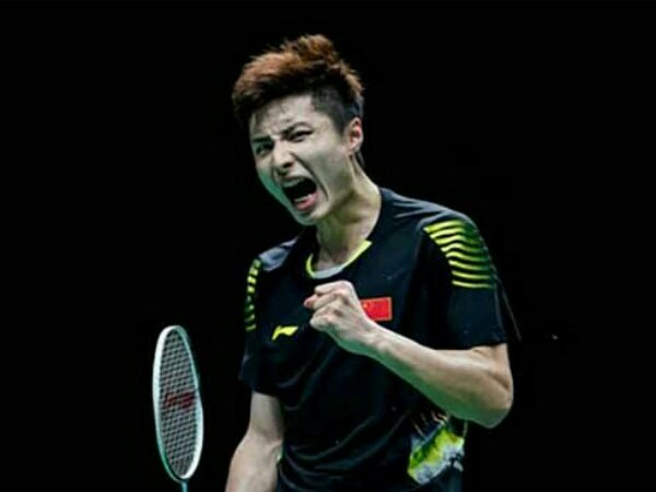 Shi Yuqi Pimpim Tim China di Turnamen India Open 2021