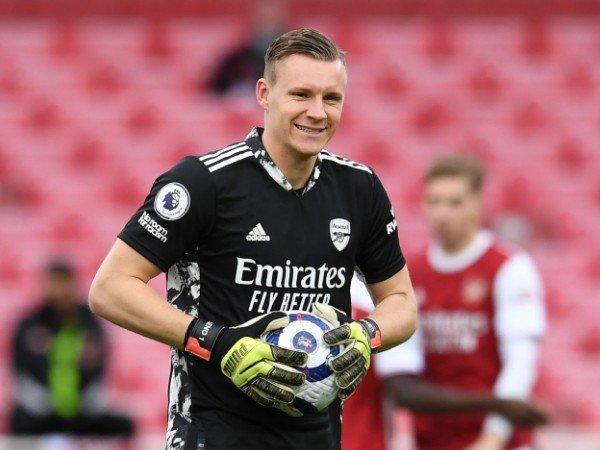 Bernd Leno tegaskan Arsenal harus bermain di Eropa