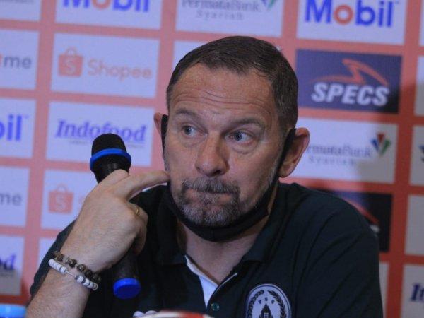 Pelatih PS Sleman, Dejan Antonic