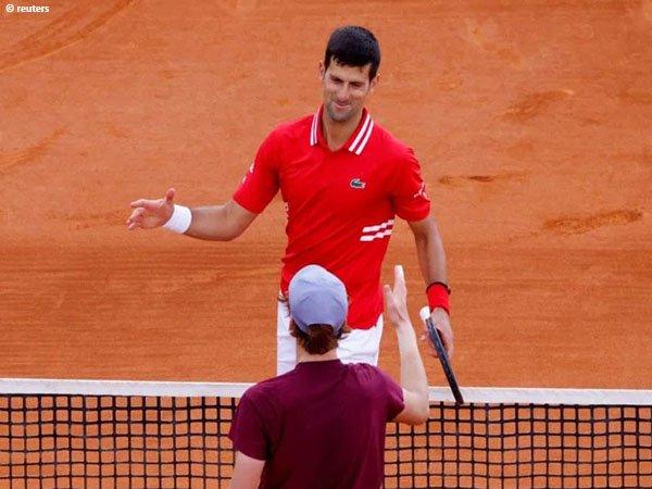 Novak Djokovic melangkah ke babak ketiga Monte Carlo Open 2021