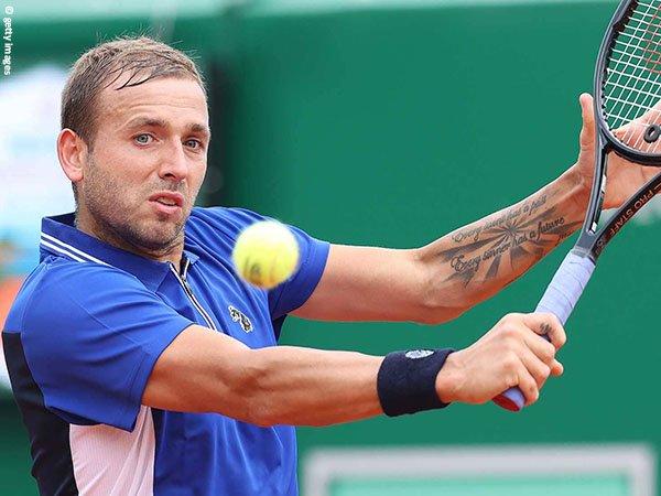 Dan Evans tembus perempatfinal Monte Carlo Open 2021