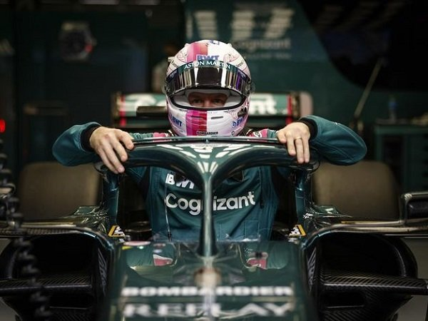Sebastian Vettel berharap bisa tebus kesalahannya di GP Emilia Romagna.