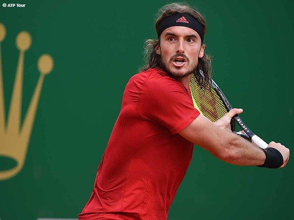 Stefanos Tsitsipas lolos ke perempatfinal Monte Carlo Open 2021