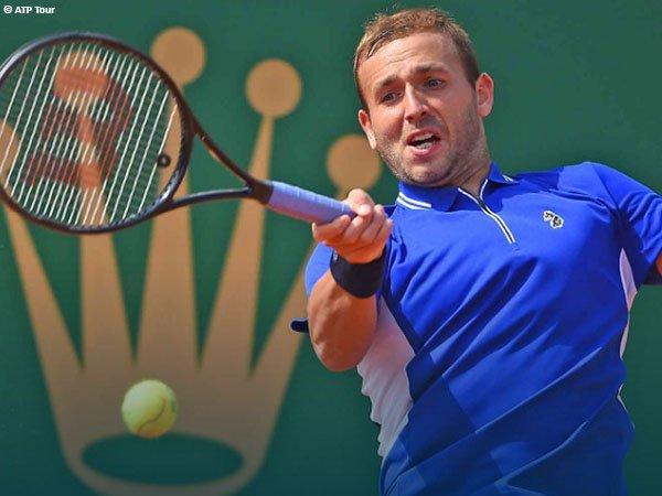 Dan Evans lolos ke semifinal Monte Carlo Open 2021