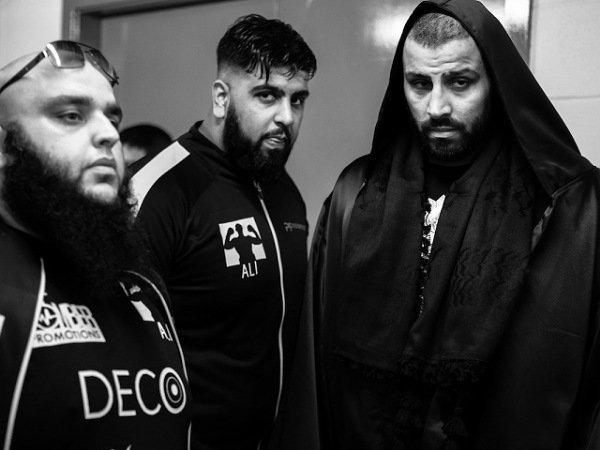 Pertarungan Kash Ali vs Tomas Salek akan digelar 28 mei