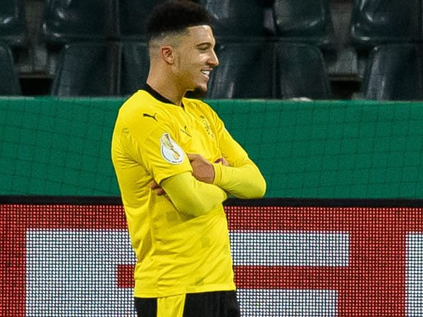 Borini Sarankan Liverpool Saingi MU untuk Dapatkan Sancho