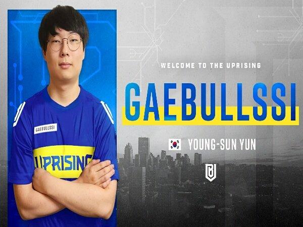 Boston Uprising Promosikan Off-tank GaeBullSsi untuk OWL Season 4