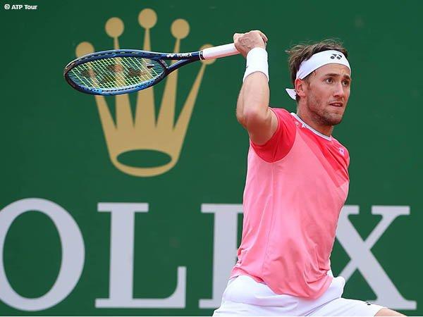 Casper Ruud tembus semifinal Monte Carlo Open 2021