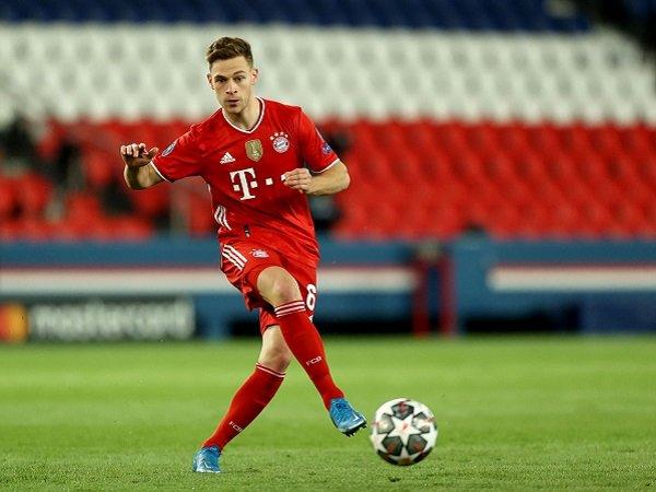 Masa depan Joshua Kimmich di Bayern Munich sedang digunjingkan.