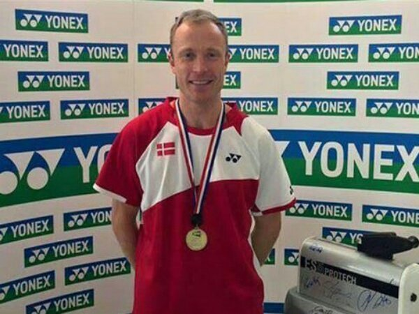 Jelang Kejuaraan Eropa, Badminton Eropa Kenang Legenda Denmark, Rasmussen