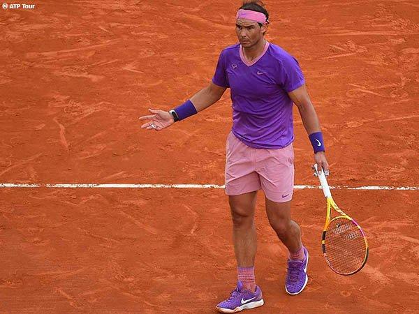 Rafael Nadal gagal melaju ke semifinal Monte Carlo Open 2021