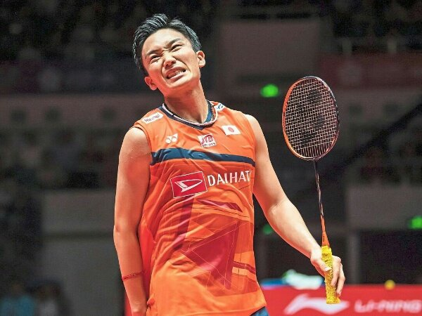 Kento Momota Yang Benci Kekalahan, Siap Bangkit India Open