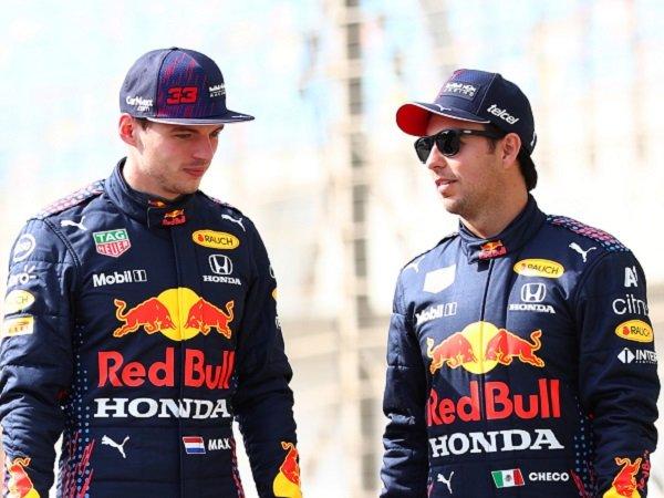 Max Verstappen, Sergio Perez, Red Bull