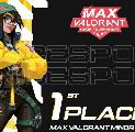 ONIC Esports Raih Gelar Juara di Max VALORANT Minor Tournament