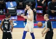 Philadelphia 76ers Pulangkan Los Angeles Clippers Dengan Tangan Hampa