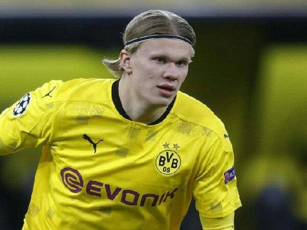 Erling Haaland dari Borussia Dortmund dikabarkan ingin bergabung ke Real Madrid