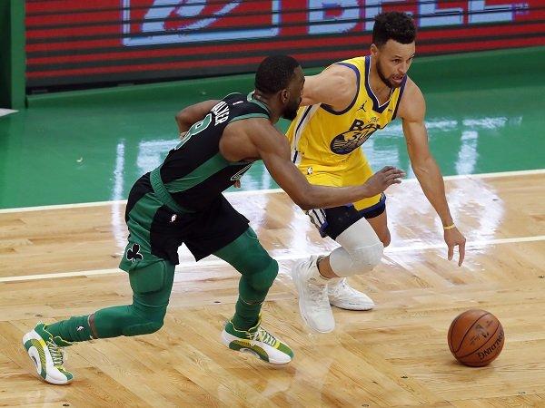 Boston Celtics rusak malam apik dari Stephen Curry.