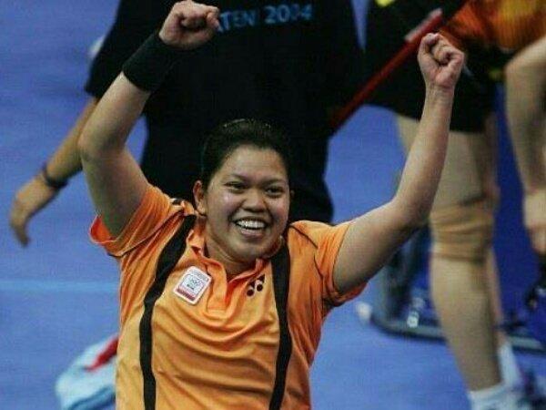 Mia Audina, Legenda Bulu Tangkis Belanda dan Indonesia