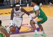 Los Angeles Lakers Menangi Drama Overtime Kontra Utah Jazz