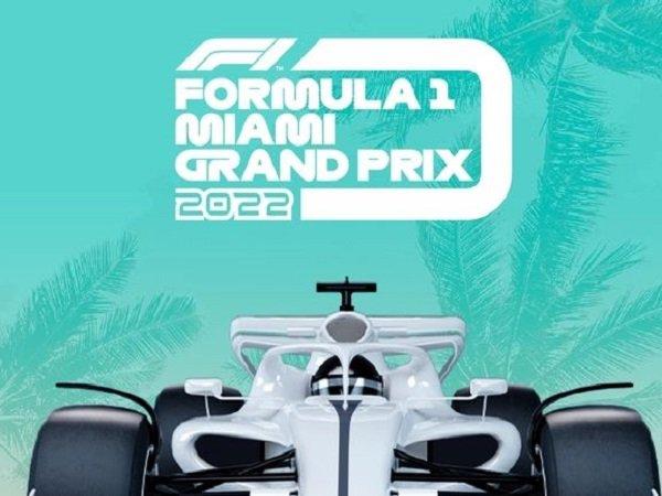 Stefano Domenicali mengumumkan Miami bakal masuk kalender F1 mulai musim depan.