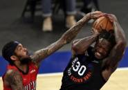 Kalahkan Pelicans, New York Knicks Petik Kemenangan Keenam Secara Beruntun