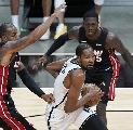 Kevin Durant Cedera Lagi, Brooklyn Nets Tak Berdaya di Tangan Miami Heat