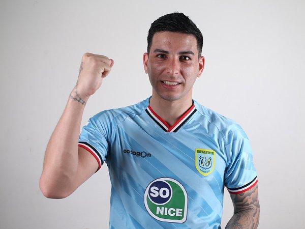Brian Ferreira tetap jadi bagian Persela Lamongan untuk Liga 1 musim 2021