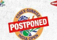 BAI dan BWF Belum Tentukan Tanggal Baru Untuk India Open 2021