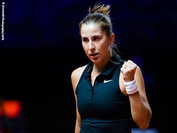 Belinda Bencic meluncur ke babak kedua Stuttgart Open 2021