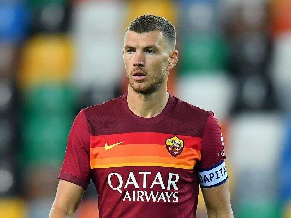 Edin Dzeko berencana memutuskan kontraknya dengan AS Roma di akhir musim ini