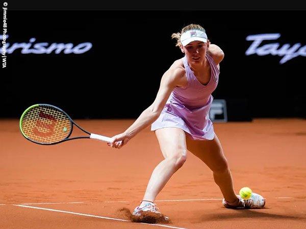 Ekaterina Alexandrova melaju ke babak kedua Stuttgart Open 2021