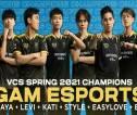 Kampiun VCS Gam Esports Batal Berlaga di Mid Season Invitational 2021