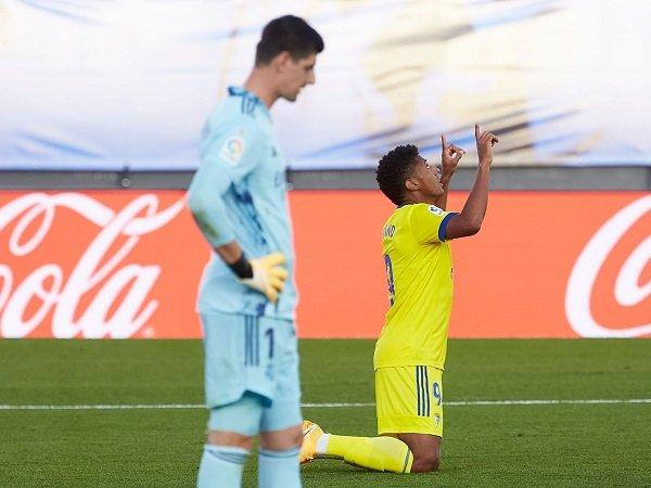 Real Madrid akan menghadapi Cadiz di lanjutan La Liga.