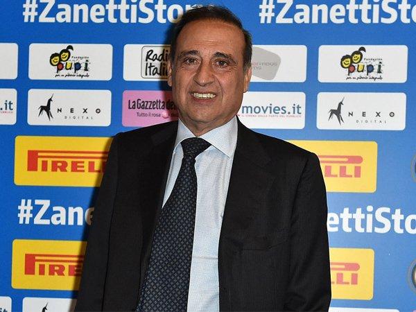 Mantan CEO Inter Milan, Ernesto Paolillo.