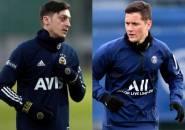 Mesut Ozil dan Ander Herrera Kompak Tolak European Super League