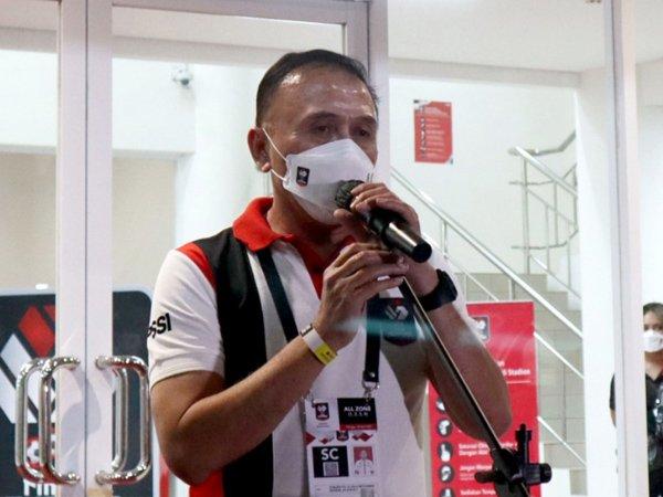 Ketua Umum PSSI Mocahmad Iriawan sebut prokes di Piala Menpora hasil dari semua pihak