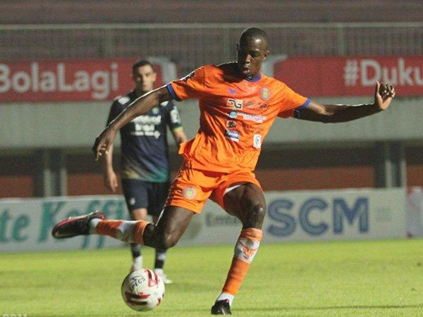 Ousmane Fane sepakat gabung Persiraja Banda Aceh untuk musim 2021