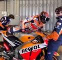 Rossi sebut Kehadiran Marc Marquez Jadi Sinyal Bahaya