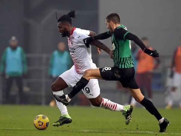 AC Milan kembali ke Serie A dengan menjamu Sassuolo.