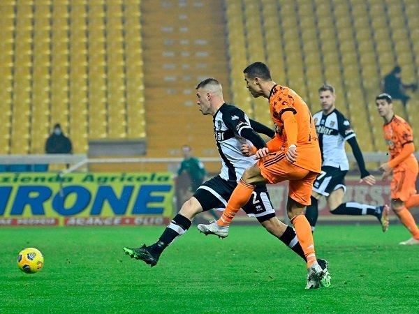 Juventus bersua dengan Parma dalam laga lanjutan Serie A.