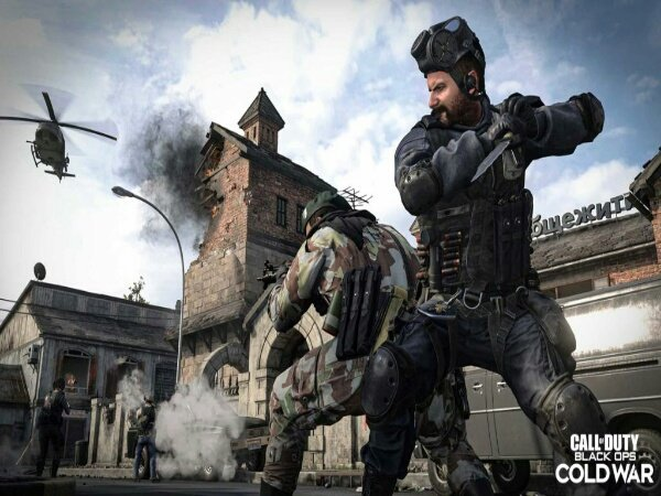 Standoff dan PPSh-41 Siap Mendarat ke CoD: Black Ops Cold War Season 3